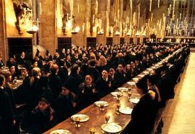 BanquetHogwarts
