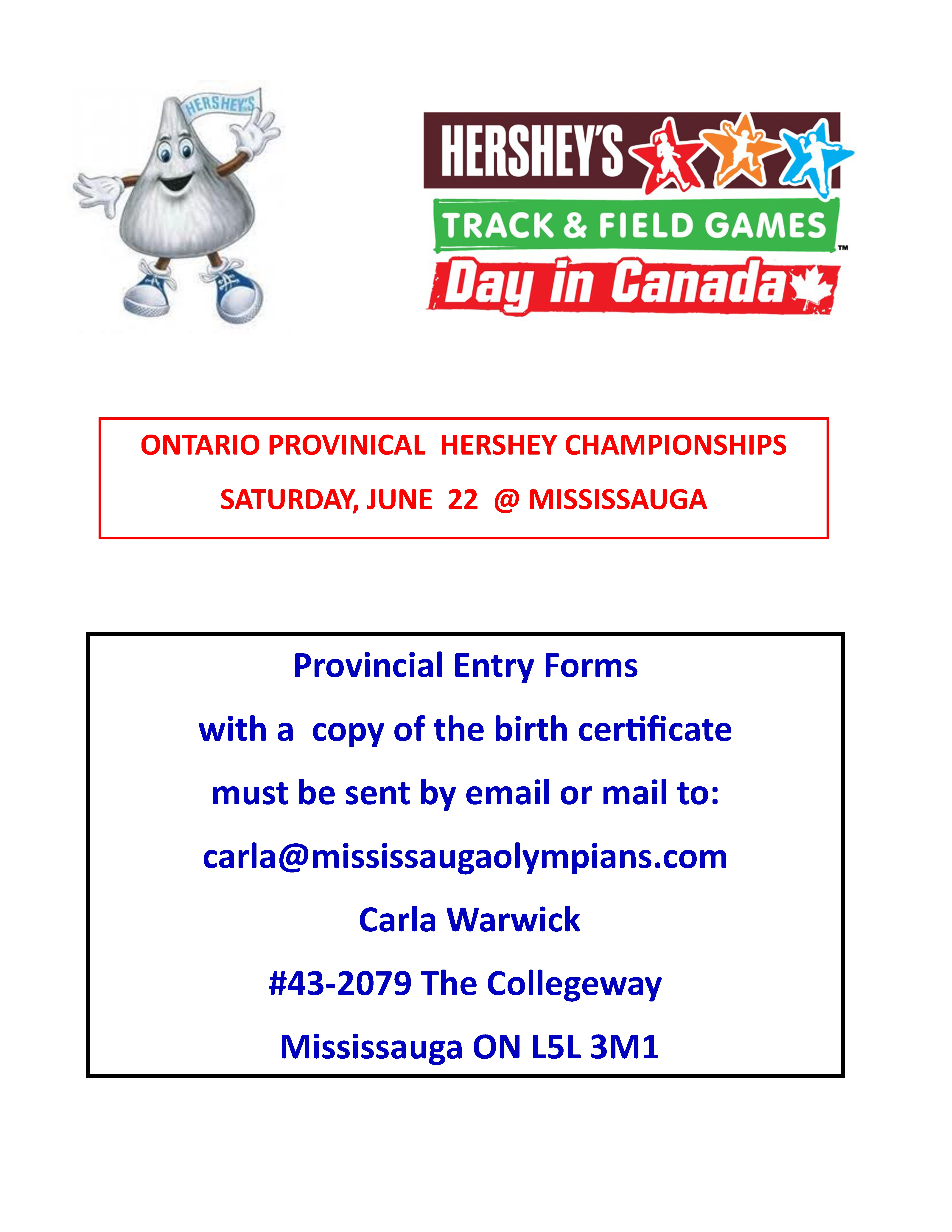 hershey track meet results 2012 ontario